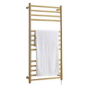 billige Håndklevarmer-håndklestang håndklevarmer kreativ moderne rustfritt stål 1 stk veggmontert