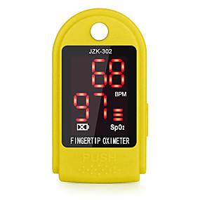levne Super Sleva-rz fingertip pulsní oxymetr přenosný krevní tlak zdravotní péče schválený spo2 a pulsioximetro pulzioximetro jzk-302