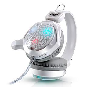 levne Hraní her-T-169 Herní sluchátka Kabel Hraní her Stereo s mikrofonem