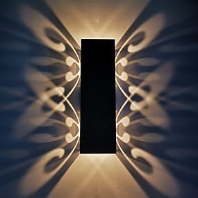 povoljno Lámpatestek-Kreativan / New Design Suvremena suvremena / Nordijski stil Zidne svjetiljke Igraonica / Magazien / Cafenele Metal zidna svjetiljka opći 2 W