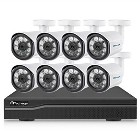 cheap DVR Kits-3 Way HDMI 1080P (1920*1080) 1080p Dome 50 m No