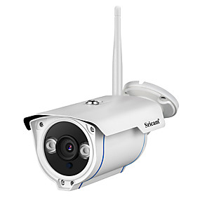 preiswerte Sricam-sricam sp007 wireless 2 mp zoom ip kamera outdoor ip66 wasserdicht nachtsicht fernzugriff bewegungserkennung überwachungskamera unterstützung 128 gb