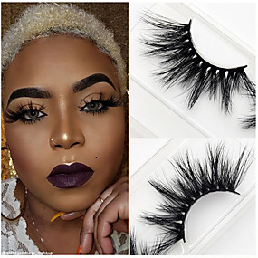 cheap Makeup Tools & Accessories-Eyelash Extensions False Eyelashes 120 pcs Volumized / Natural / Extra Long Eyelash Classic Daily Makeup Cosmetic