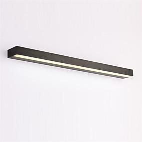 preiswerte Ambient Beleuchtung-60cm 14w nordische Artaluminiumwand beleuchtet moderne geführte Schlafzimmerspiegellampe-Badezimmerlichter ac100-240v