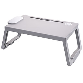 preiswerte Möbel-OutdoorKlapptische Moderner Stil ABS-Kunststoff Grau