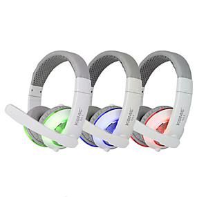 levne Hraní her-G11 Herní sluchátka Kabel Hraní her Stereo s mikrofonem