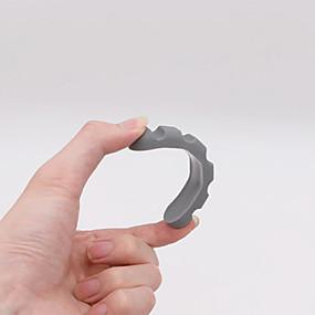 levne Dekorace automobilových nárazníků-4 ks pvc antikolizní gumový pásek auto nárazník samolepka nárazuvzdorná ochrana proti poškrábání