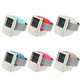 preiswerte Smartwatch Halterungen und Halter-Retro Ständer Silikagel Schreibtisch für Apple Watch Serie 4/3/2/1 kabelloses Laden ohne Datenkabel