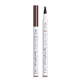 cheap Makeup For Eyes-Eyebrow Color Women Best Quality Ultra Light (UL) 1 pcs Makeup Nursing Dry Lightweight Normal Casual / Daily # Daily Wear Vacation Cosmetic Grooming Supplies
