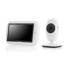 preiswerte Baby Monitore-Factory OEM® 1.3 mp Babyphone CMOS 70 ° ° C Nachtsichtbereich 5 m 0 GHz