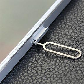 billige Reservedeler-50 stk. SIM-kortbrett ejektor utløser verktøyet for åpent nøkkel fjerning