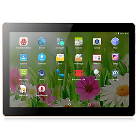 preiswerte Android-Tablets-BDF BDF-A107 10.1 Zoll Android Tablet ( Android6.0 1280 x 800 Quad Core 2GB+32GB )