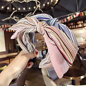 cheap Hair Accessories-Decorations Hair Accessories Other Material Wigs Accessories Women's 1 pcs pcs cm Casual / Daily Wear / Casual / Daily Ordinary / Headpieces / Leisure Women / Ultra Light (UL)
