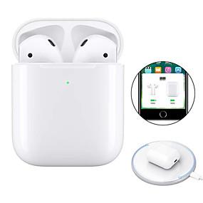 preiswerte Computer & Büro-Pop-up Tws wahre drahtlose Bluetooth 5.0 Bass Kopfhörer separate Verwendung drahtlose Kopfhörer 6d Kopfhörer