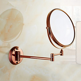 cheap Bathroom Gadgets-Tools Creative / Novelty Modern Contemporary Stainless Steel 1pc - tools Cosmetic Mirror