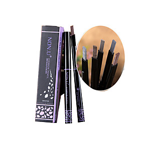 cheap Makeup For Eyes-Eyebrow Pencil Pens & Pencils 1 pcs Makeup Eye Combination Oily Waterproof Long Lasting Natural Single Colored Cosmetic Grooming Supplies