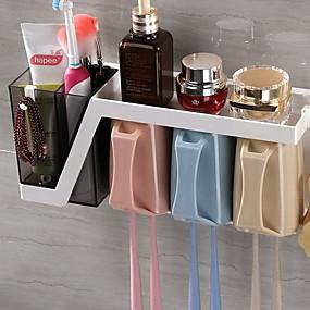 cheap Bathroom Gadgets-Tools Creative / Novelty Modern Contemporary Plastics 3pcs - tools Toothbrush & Accessories