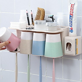cheap Bathroom Gadgets-Tools Creative / Novelty Modern Contemporary Plastics 1pc - tools Toothbrush & Accessories