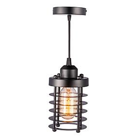 preiswerte Deckenlichter & Ventilatoren-Laterne Pendelleuchten Moonlight Lackierte Oberflächen Metall Kreativ 110-120V / 220-240V