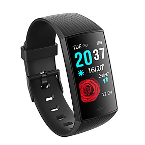cheap Smart Watches-CY11 Unisex Smart Wristbands Bluetooth Waterproof Heart Rate Monitor Blood Pressure Measurement Distance Tracking Information Pedometer Call Reminder Activity Tracker Sleep Tracker Sedentary Reminder