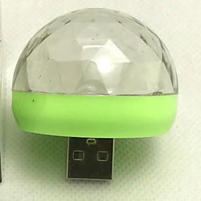preiswerte Projektor-Lichter-1pc Sky-Projektorlicht USB Kreativ <=36 V