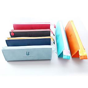 preiswerte Taschen & Geldbörsen-Ferdermäppchen Schwarz / Blau / Rot, Oxford Tuch Weich / Universal Organisation 1pc
