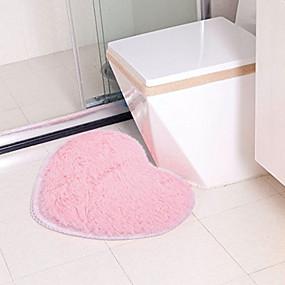 levne Podložky a koberečky-1ks Na běžné nošení Koupelnové podložky PVC Geometrický Neskluzový / Cool