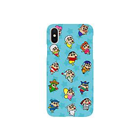 preiswerte Cool & Fashion Hüllen für iPhone-Hülle Für Apple iPhone XR / iPhone XS Max / iPhone X Staubdicht / Muster Rückseite Cartoon Design TPU