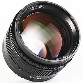 cheap Lenses-7Artisans Camera Lens 7Artisans 50mmF1.1LM-BforCamera