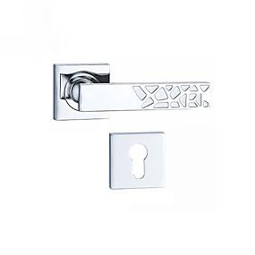 preiswerte Türbeschläge & Schlösser-A6-222-CB Türdrücker Mechanischer Schlüssel Zinklegierung