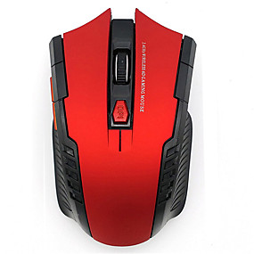 cheap Computer & Office-2.4GHz Wireless Optical Mouse Gamer for PC Gaming Laptops New Game Wireless Mice with USB Receiver Mouse