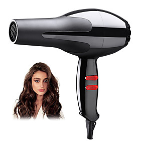 cheap Hair Dryers-Hair Dryer 1800W Powerful Hot/Cold Wind Hair Dryer 220V