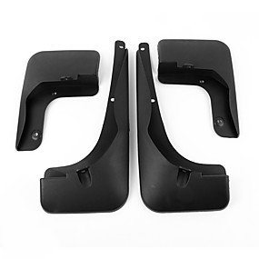 preiswerte Dekoartikel für die Autoreifen-4pcs Schmutzfänger Spritzschutz Kotflügel vorne hinten für Toyota Rav4 2014