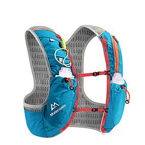 preiswerte Trinkrucksäcke & Wasserblasen-3.5 L Waterproof Radfahren Rucksack Wasserdicht Atmungsaktivität tragbar Fahrradtasche Terylen Nylon Tasche für das Rad Fahrradtasche Radsport Outdoor Übungen Mehrere Sportarten