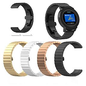 preiswerte Smartwatch-Bands-Uhrenarmband für Vivoactive 3 Garmin Schmuckdesign Edelstahl Handschlaufe