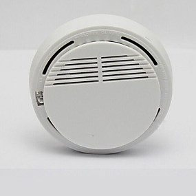 cheap Security Sensors-SS-168P Smoke & Gas Detectors for