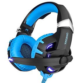 voordelige Gaming-LITBest K2 USB 2.0 Gaming Headset Bekabeld Gaming Stereo