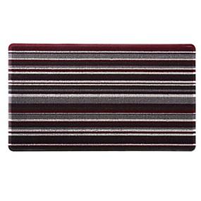 levne Podložky a koberečky-1ks Moderní Koupelnové předložky 100g / m2 polyesterový elastický úplet S proužky Cool