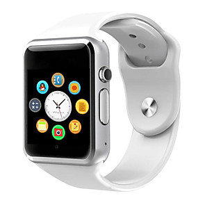 cheap Smart Watches-A1 Smart Watch BT Fitness Tracker Support Notify/Blood Pressure/Heart Rate Monitor Sport Bluetooth Smartwatch Compatible Iphone/Samsung/Android Phones