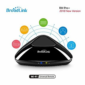 preiswerte Premium Electronics,  Up To 87% Off-broadlink rm pro + rm mini3 wifi smart home fernbedienung ir sender rf universal controller wifi control kompatibel für apple android smartphone automatisierung intelligent arbeitet mit alexa