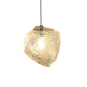 preiswerte Befestigungen für Beleuchtung-Mini Pendelleuchten Raumbeleuchtung Glas Glas 110-120V / 220-240V