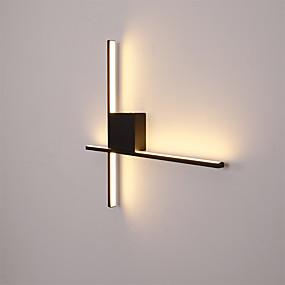 preiswerte Befestigungen für Beleuchtung-Neues Design LED / Moderne zeitgenössische Wandlampen Schlafzimmer / Drinnen Metall Wandleuchte IP20 110-120V / 220-240V 6 W
