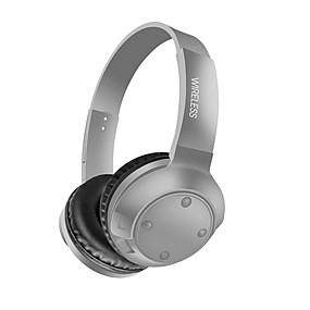 levne Hraní her-LITBest MS-K13 Sluchátka přes ucho Bezdrátová Hraní her Bluetooth 5.0 s mikrofonem S ovládáním hlasitosti