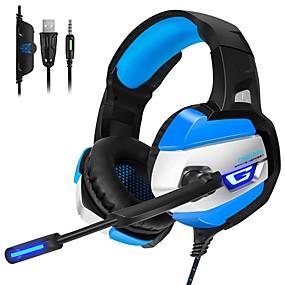 voordelige Gaming-LITBest K5-Single Gaming Headset Bekabeld Gaming Stereo