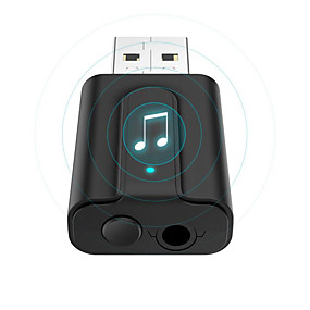 cheap Computer & Office-2019 New BT10 Bluetooth Receiving and Transmitting 2in1 Bluetooth Adapter 5.0