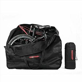 preiswerte Fahrradreisetasche-RHINOWALK 193 L Bike Transport und Lagerung Hohe Kapazität Wasserdicht Dick Fahrradtasche Terylen 600D Polyester Tasche für das Rad Fahrradtasche Reise Faltrad Radsport