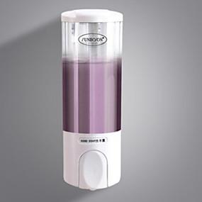 cheap Soap Dispensers-Soap Dispenser Premium Design / Cool Modern Plastics 1pc Wall Mounted