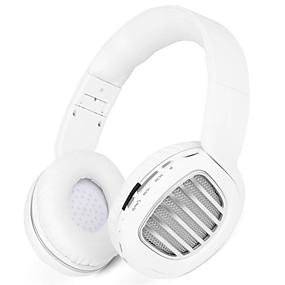 levne Hraní her-LITBest LX-BT031 Sluchátka přes ucho Bezdrátová Hraní her Bluetooth 4.2 s mikrofonem S ovládáním hlasitosti