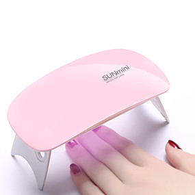 levne Sušička a lampa na nehty-Sušič na nehty 6 W Pro # Nástroj na nehty stylové Denní Bezpečnost / Ergonomický design / Klasické