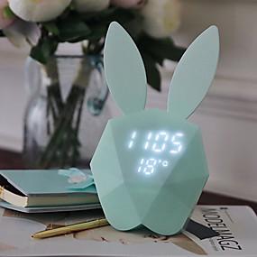 preiswerte Home & Garden-1pc Dekorations Beleuchtung / Smart Nachtlicht Warmes Weiß / Kühles Weiß USB Für die Kinder / Cartoon Design / Mit USB-Anschluss <5 V